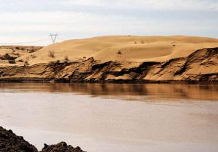 保护英语_保护母亲河日看黄河现状